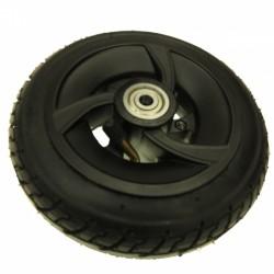Inflatable wheel